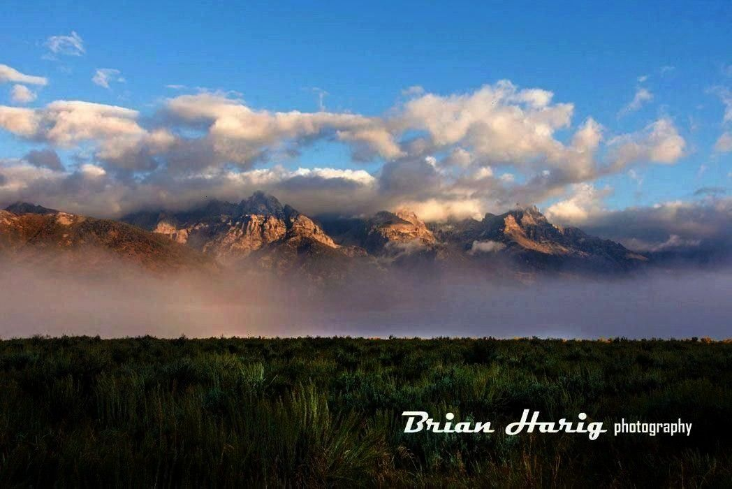 National Park Wyoming. Starting at $27. Brand new image from Brian Harig Photography. Use promo cod