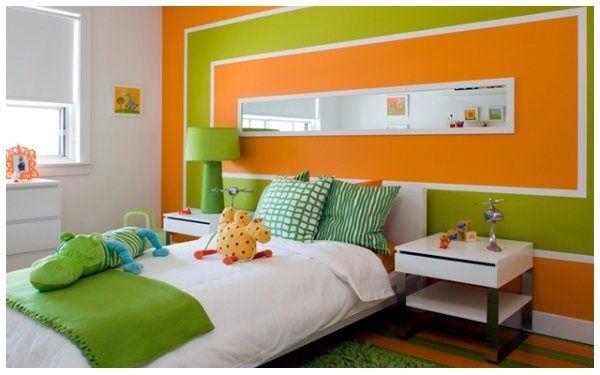 Pin de norma en proyectos dormitorio verde colores y dormitorios - Combinaciones de colores para paredes ...