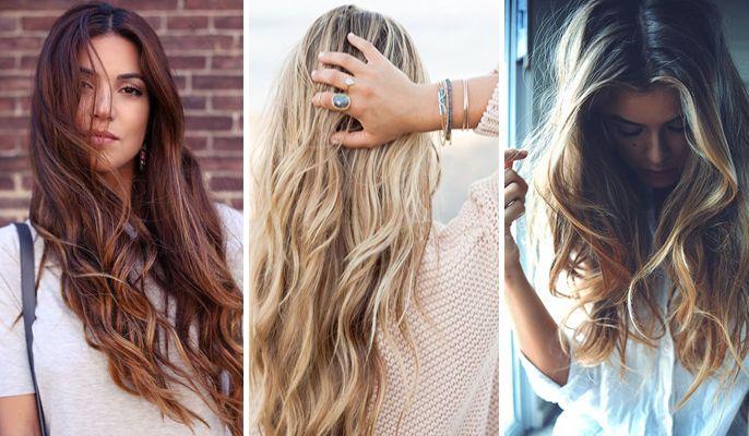 Beach waves: come fare i capelli mossi dall'effetto ...