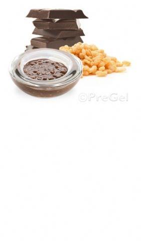 PreGel America|Milk Chocolate Crunch Filling