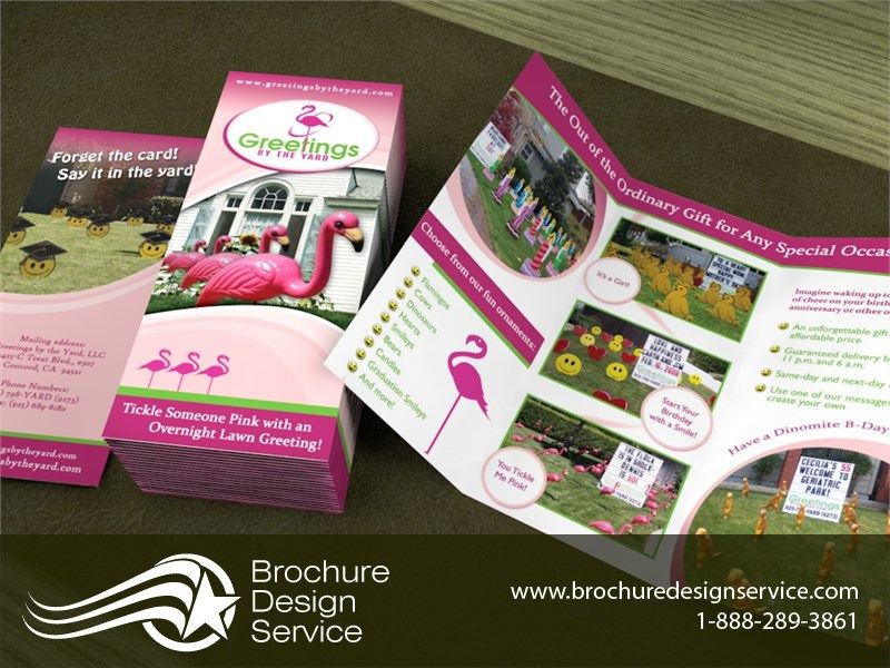 Design Of A Pamphlet  Free Examples Samples Inspiration  Http