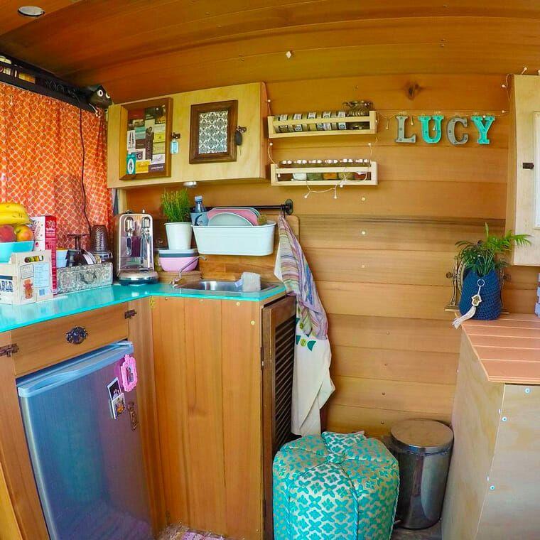 Creative Vanlife Kitchen Setups