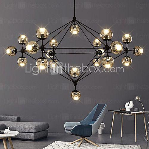 UMEI™ Lustre Lumière du0027ambiance - Intensité Réglable LED, Moderne - lustre pour salle a manger