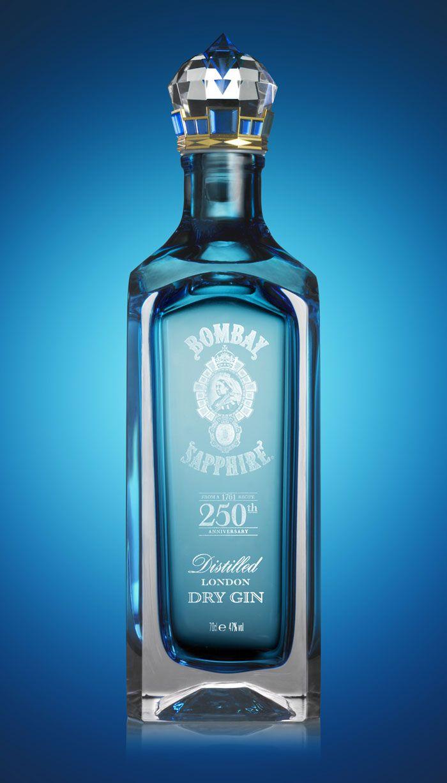 Bombay Sapphire Limited Edition | Pinterest | Alkohol, Getränke und Gin