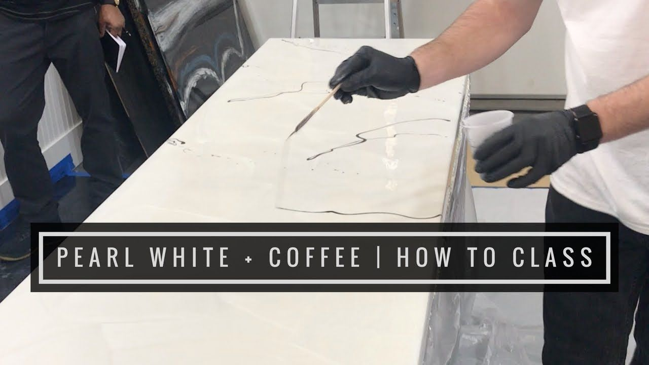 Pearl White Coffee How To Class Youtube Woodworking