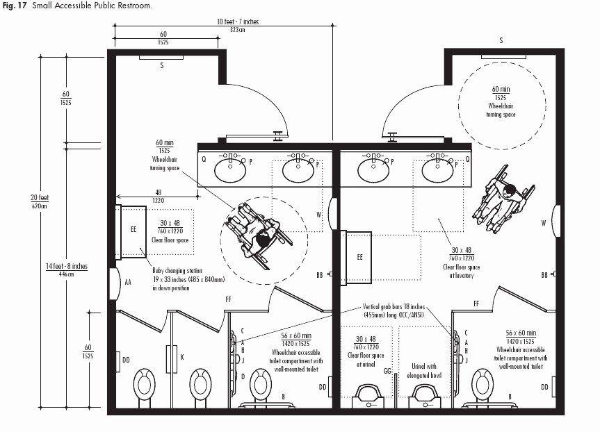 Bathroom Wheelchairs Unique Wheelchair Accessible Home Plans Tata Letak Arsitektur Kamar Mandi