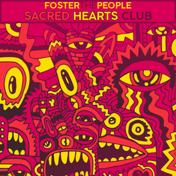 foster the people album cover - Google Search | Music ...