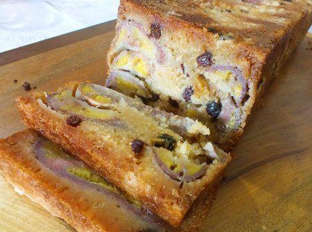 Bolo De Banana Com Uva Passa Recipe Food Sweet Recipes Desserts