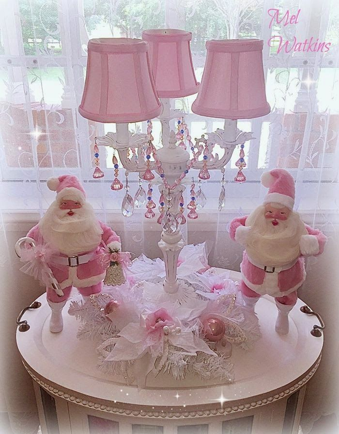 Great Share This On WhatsAppWho Says Your Christmas Must Be Red And Green? Give  You Holiday Decorations A Different Flare By Adding A Hint Of Pink!