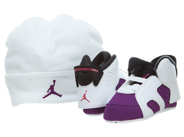 Baby #JORDAN 6 RETRO.   Baby girl shoes, Cute baby shoes, Girls ...