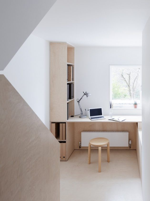 Photo of Islington Maisonette by Larissa Johnston Architects in London – Decoration De