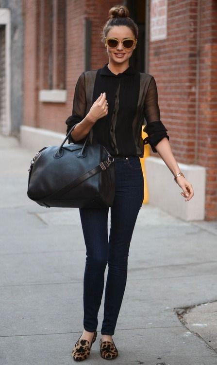 Chic Miranda Kerr
