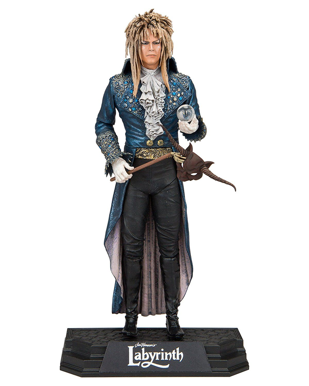 McFarlane Toys Labyrinth Jareth Collectible Action Figure