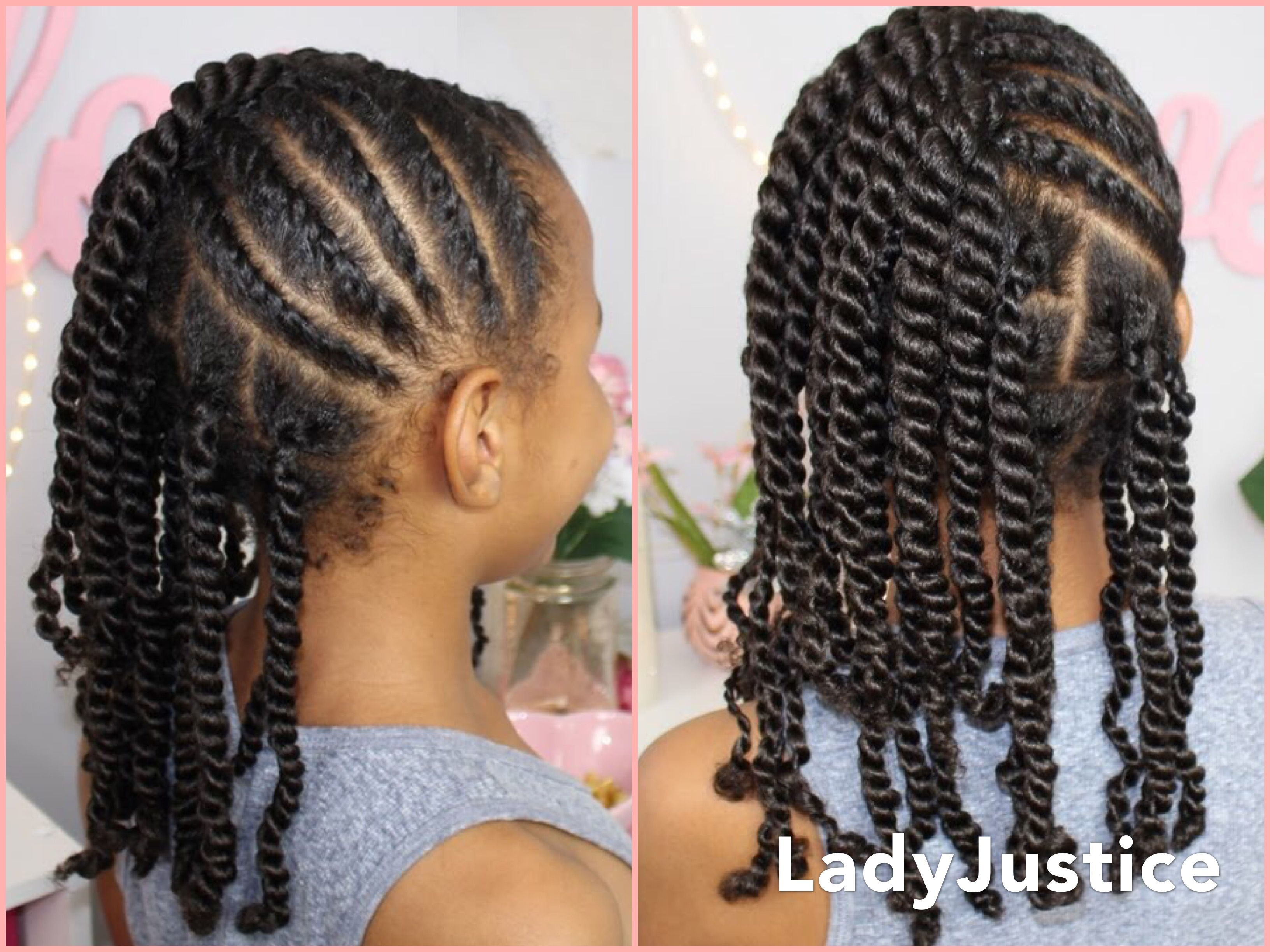 These 3 Cute Flat Twist Hairstyles Take Winning Prize
