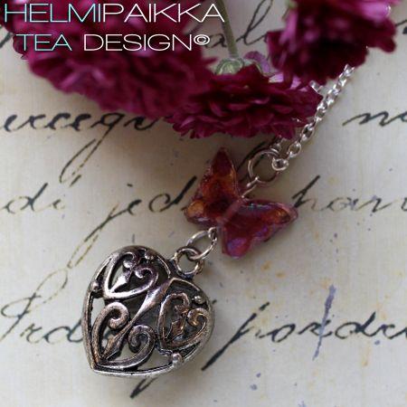 Perhonen ja sydän