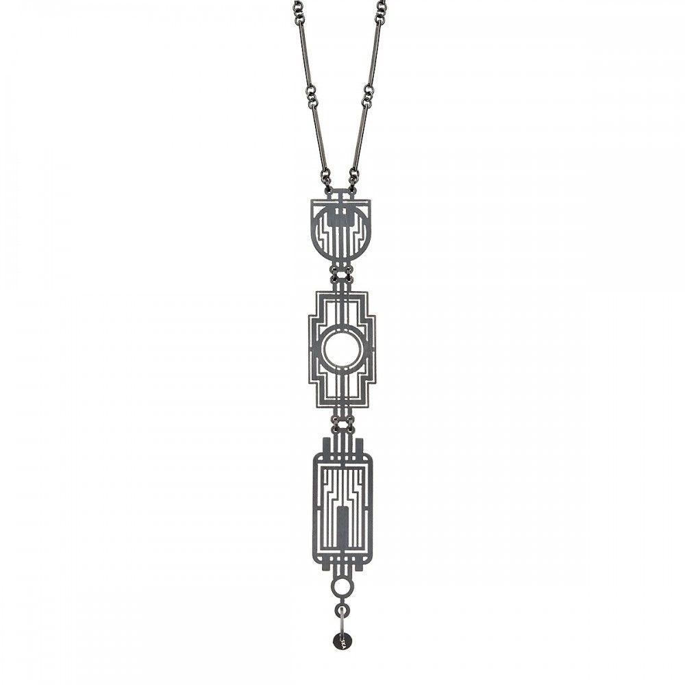 Ethnic necklace designed by independent designer <3 #ethnicjewellery #independentjewellery #silver #boho #ethno #boho #bohostyle