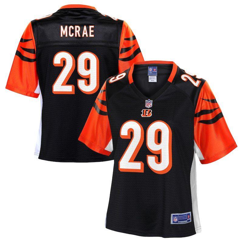 Tony McRae Cincinnati Bengals NFL Pro Line Women s Player Jersey – Black f4b1a2fca