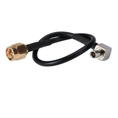 Remarkable 0 5Ft Rf Electrical Wire Coaxial Cable Terminal Connector Sma Male Wiring Cloud Usnesfoxcilixyz
