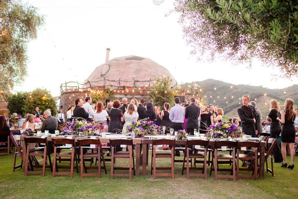 Saddlerock Ranch Malibu Cau Le Dome Only 100 Guests