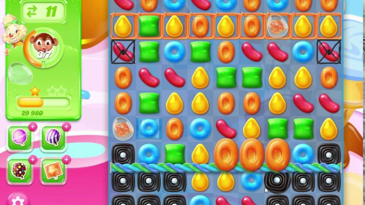 Candy Crush Jelly Saga Level 256 No Booster Candy Crush Soda Saga Candy Crush Jelly Saga Candy Crush Jelly