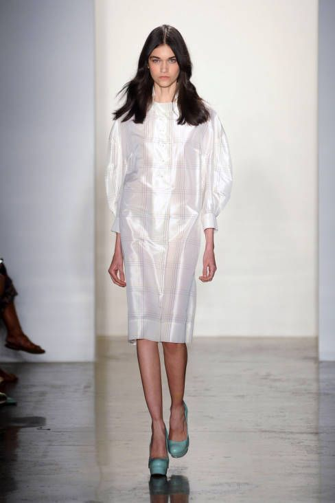 Alexandre Herchcovitch Spring 2013 Ready-to-Wear Runway -