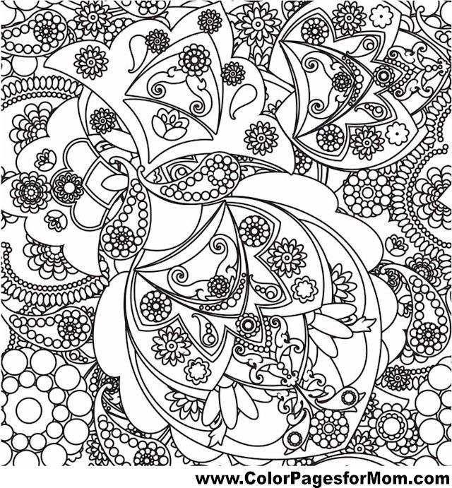 Asian Coloring Page 22 Coloring Pages Pinterest Asian, Adult - new advanced coloring pages pinterest