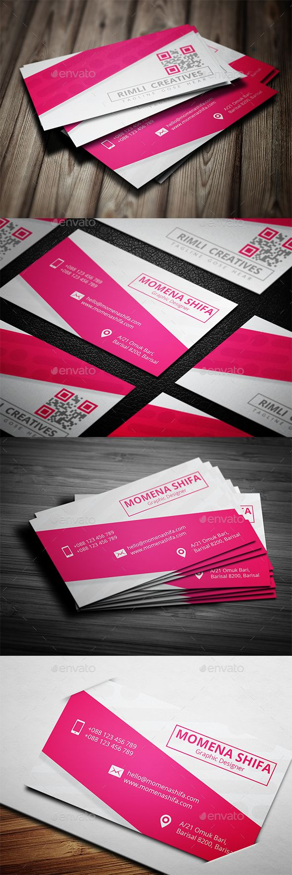 Clean Business Card Template PSD Business Card Templates - Awesome business cards templates