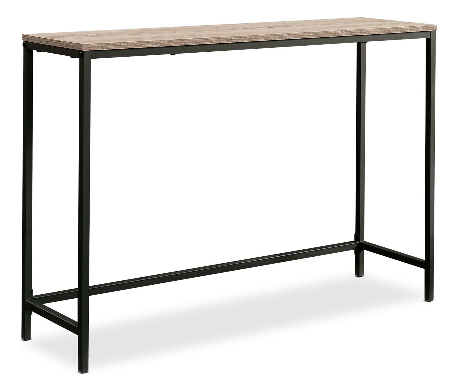 North Avenue Sofa Table Entryway Furniture Teak Dining Table Table