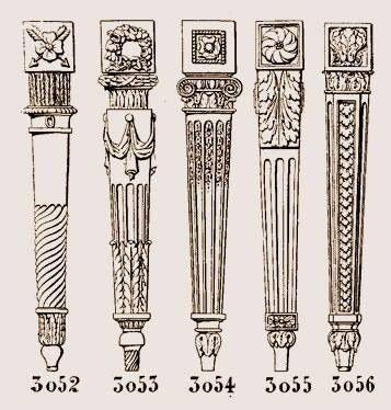 Baroque Table Legs   Google Search