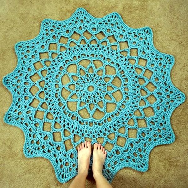 40 Pretty And Easy Crochet Doily For Beginners Chalecos Y