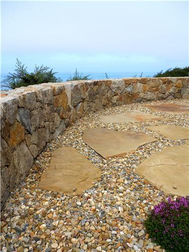 retaining wall pavers loose
