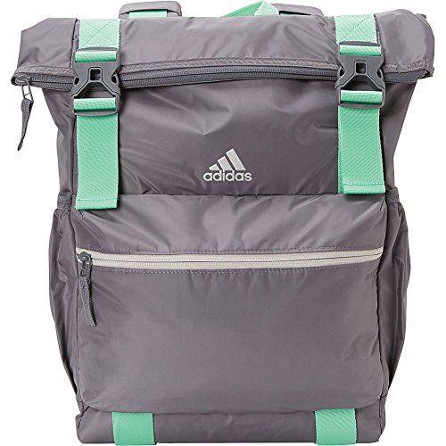 adidas  Yola Backpack-  eBags  Exclusive  Colors Multiple ways to wear 776c6435b8
