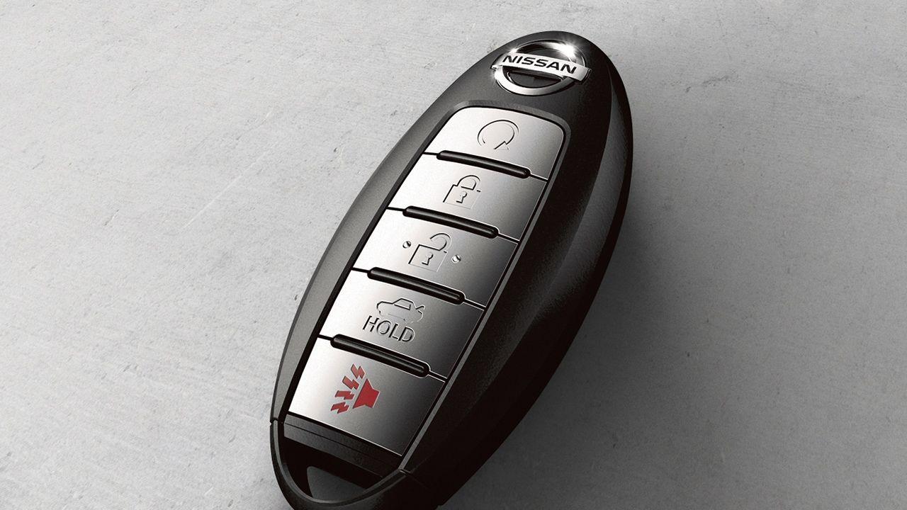 2018 nissan maxima luxury sedan remote engine start system