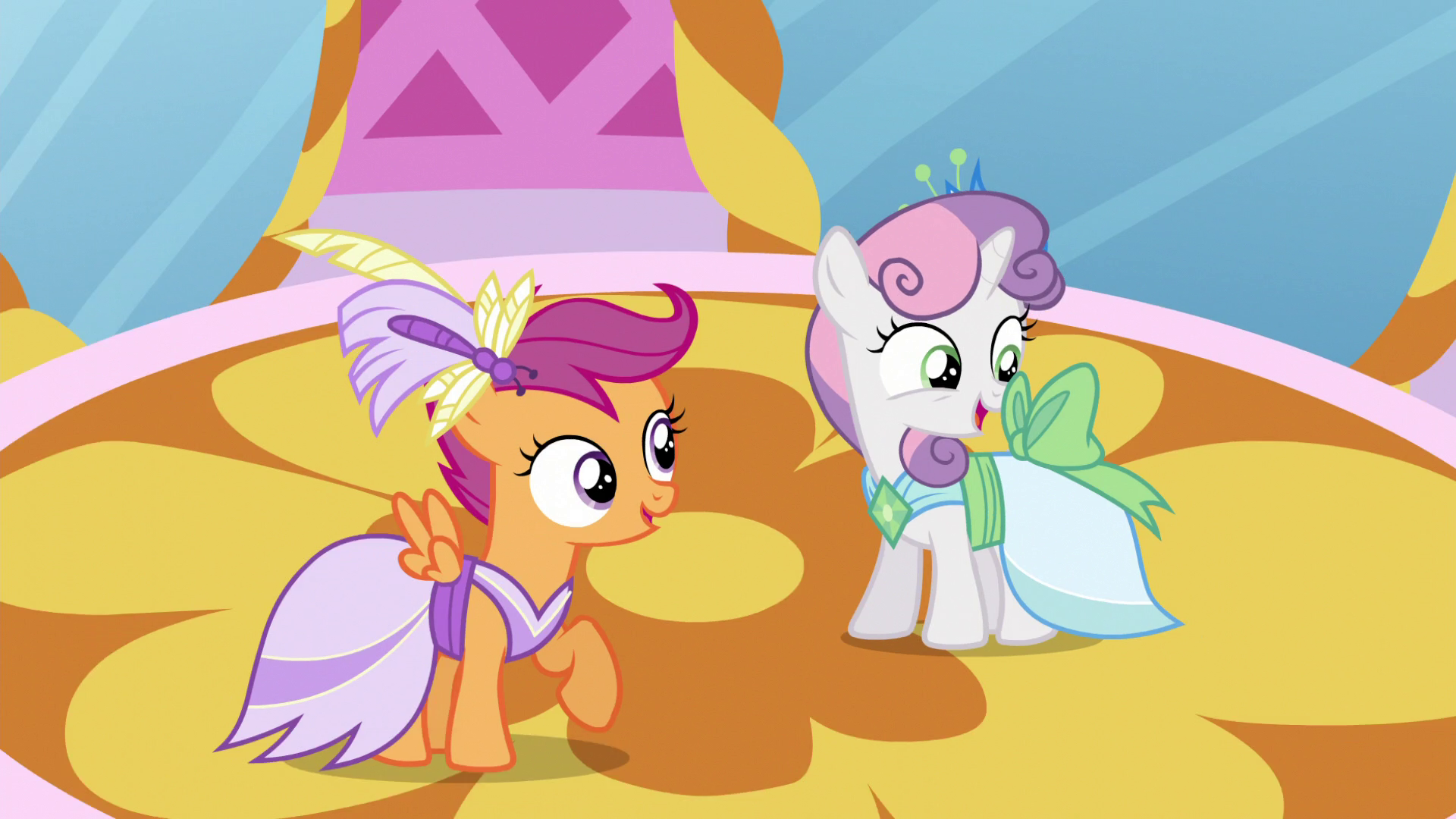 Scootaloo And Sweetie Belle In Gala Dresses S5e7 Png My Little Pony Games My Little Pony Friendship Mlp My Little Pony Discover the latest dresses with asos. scootaloo and sweetie belle in gala