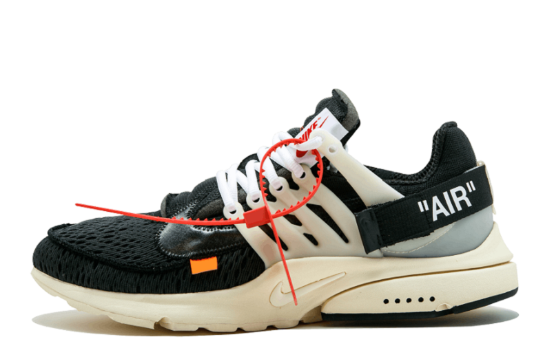Replica Virgil Abloh's Off-White™ x Nike Air Presto AA3830-001 (1 ...