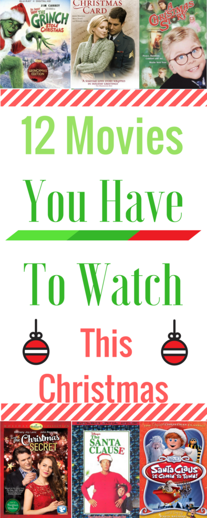 12 Movies You Have To Watch This Christmas The Blonde Lifestyle Christmas Ornaments Homemade Christmas Aesthetic Christmas Traditions