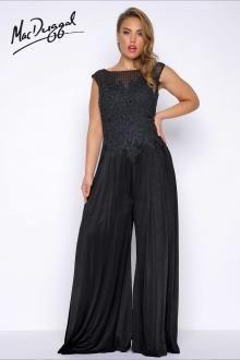 best selection of picked up exclusive deals black plus size prom jumpsuit | Best Clothes | Designer ...