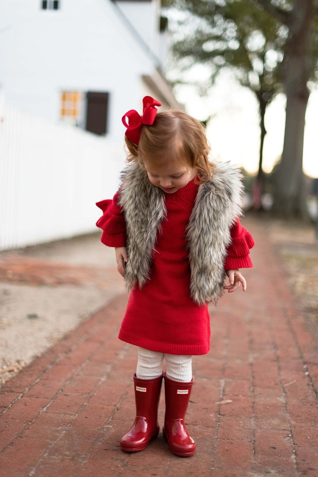 Dressed in Red + Cyber Monday Sale