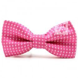Mooie roze hondenstrik