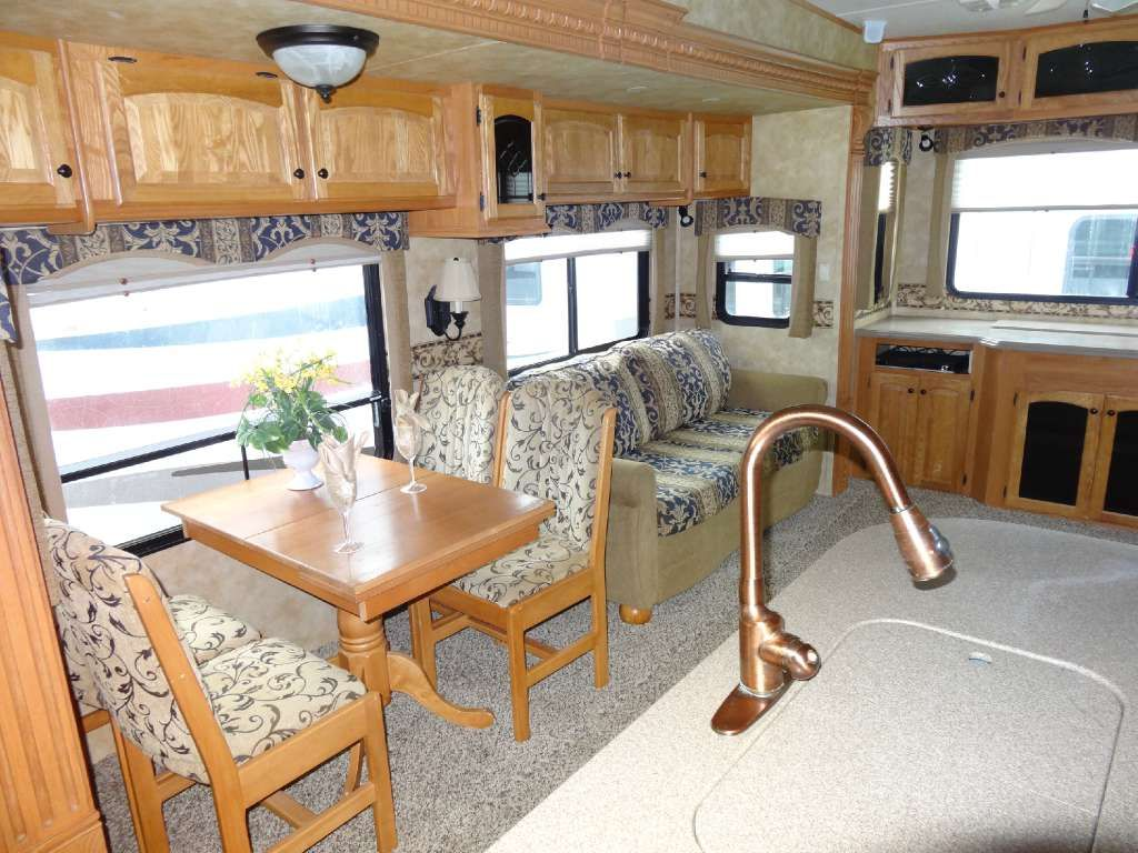 2009 Heartland Bighorn 3600RE Fifth Wheel Marked down to