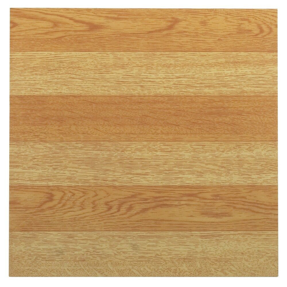 Achim Tivoli Light Oak Plank Look 12x12 Selbstklebende Vinyl Bodenfliesen 45 Fliesen 45 Sq Ft 12x12 Light Oak Braun In 2020 Oak Planks Vinyl Tile Light Oak