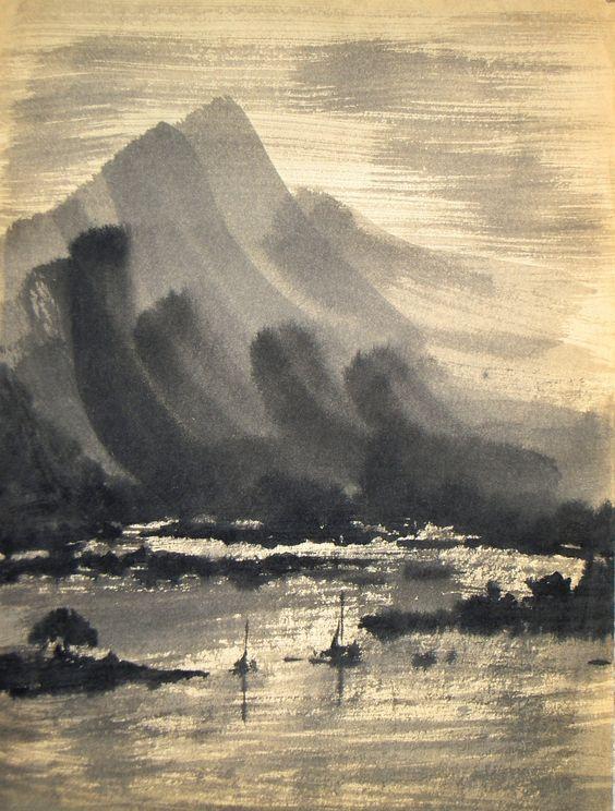 Japanese Painting: