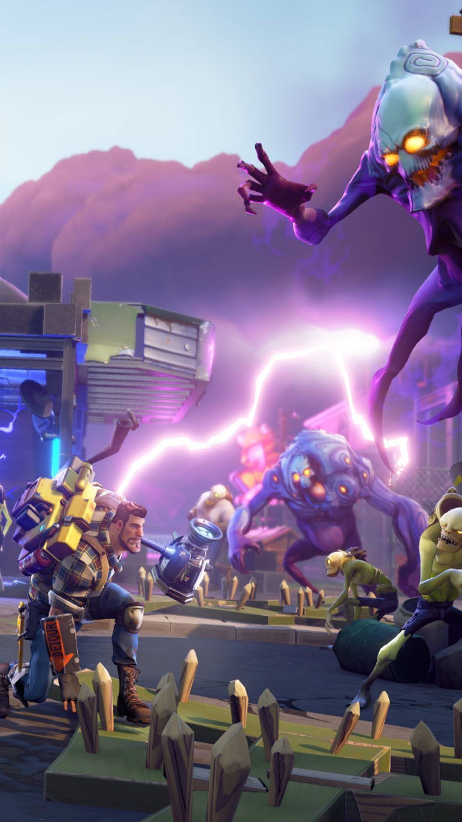 Download Fortnite Battle Royale Fighting Against Monsters