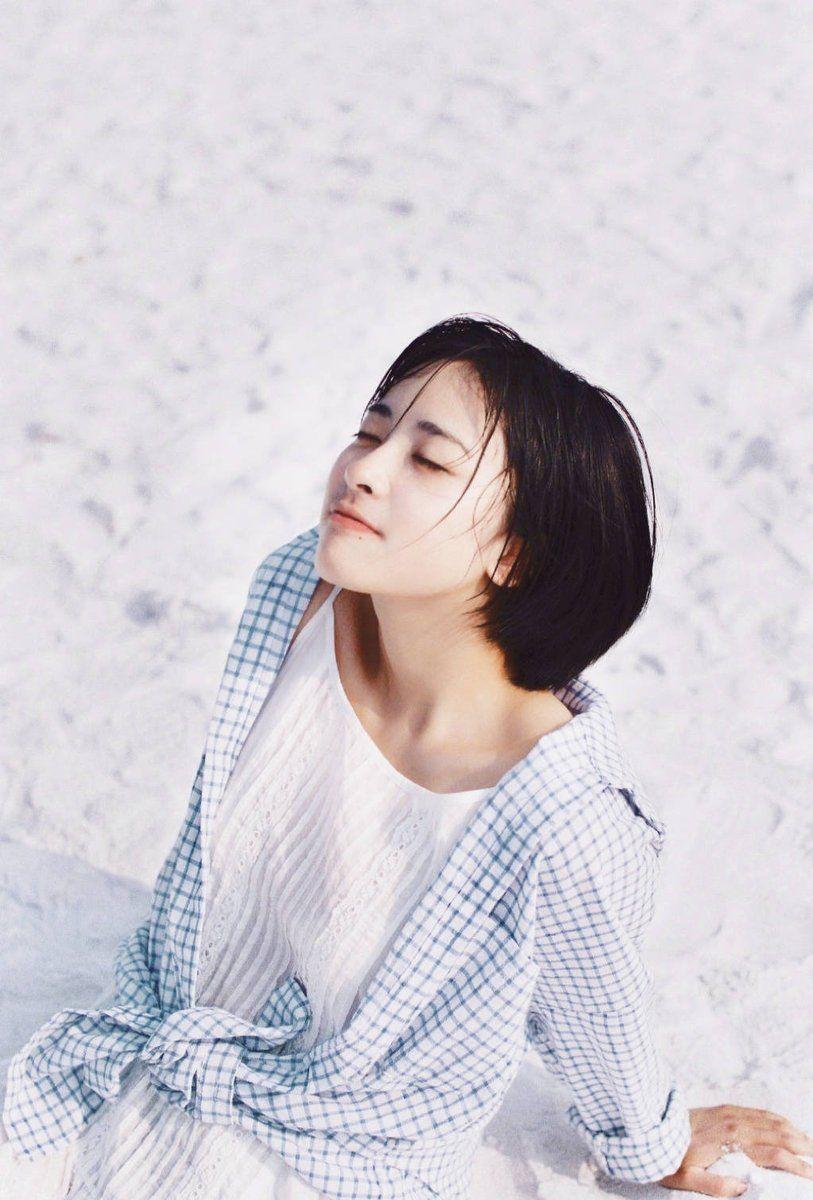 Shen Yue Wallpapers Wallpaper Lockscreen A Love So Beautiful Short Hair Styles Meteor Garden