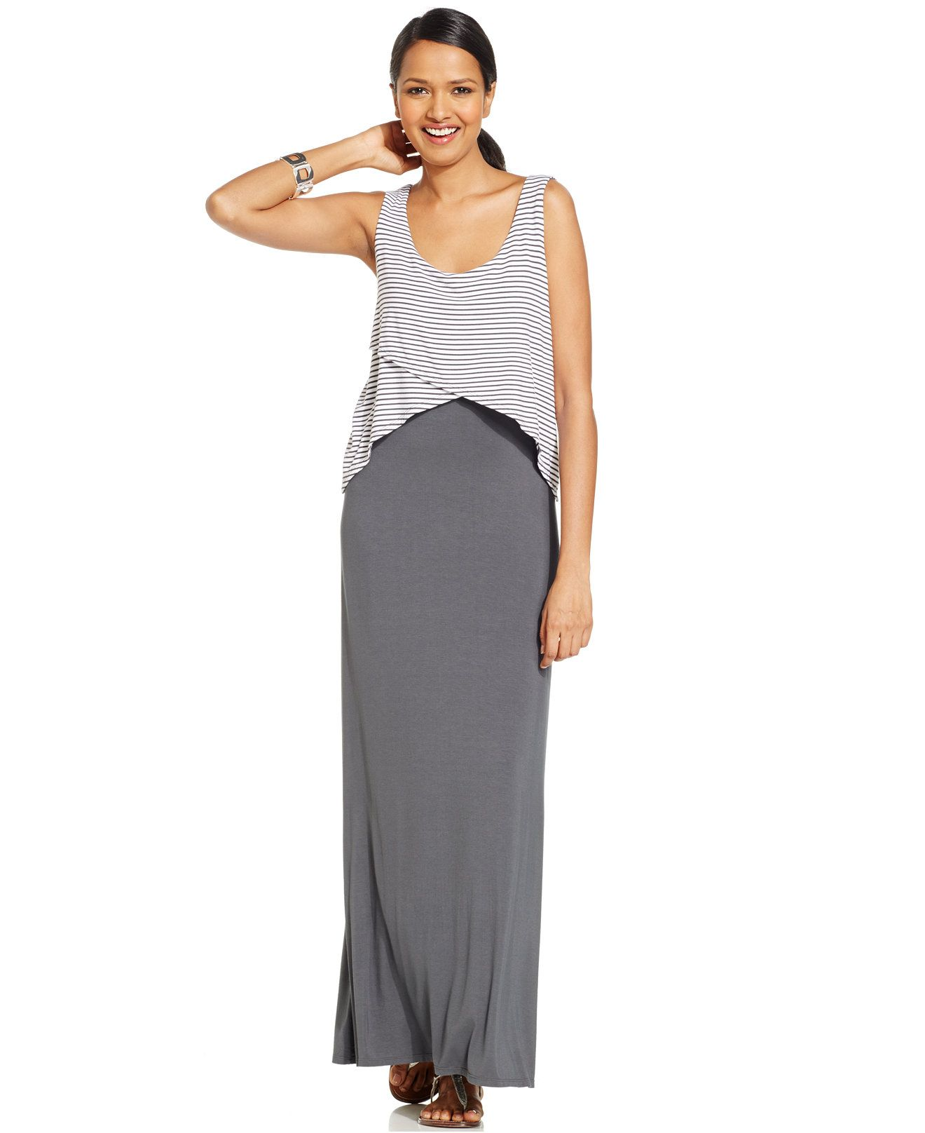 Style and co maxi dresses