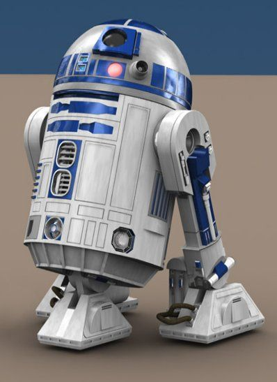 Making R2D2 Robot | STAR WARS | Pinterest | Robots, D and DIY and ...