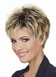 Short haircuts with volume | Hair Style and Color for