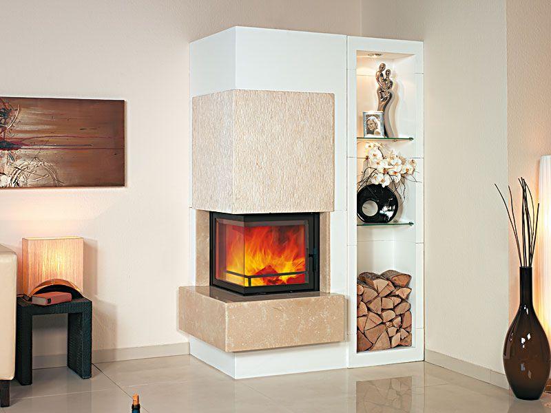 kamin 10 45 25 2 crema marfil regal links offen rille haus pinterest kamin wohnzimmer. Black Bedroom Furniture Sets. Home Design Ideas