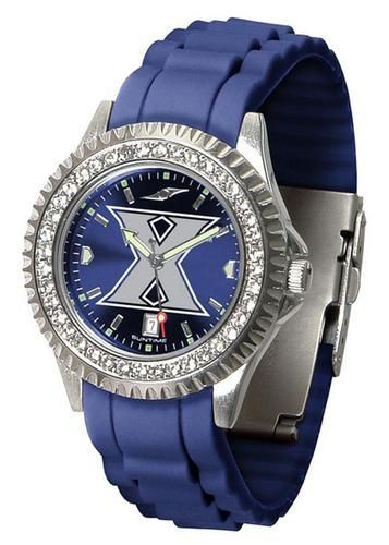 Xavier University Musketeers Sparkle Watch