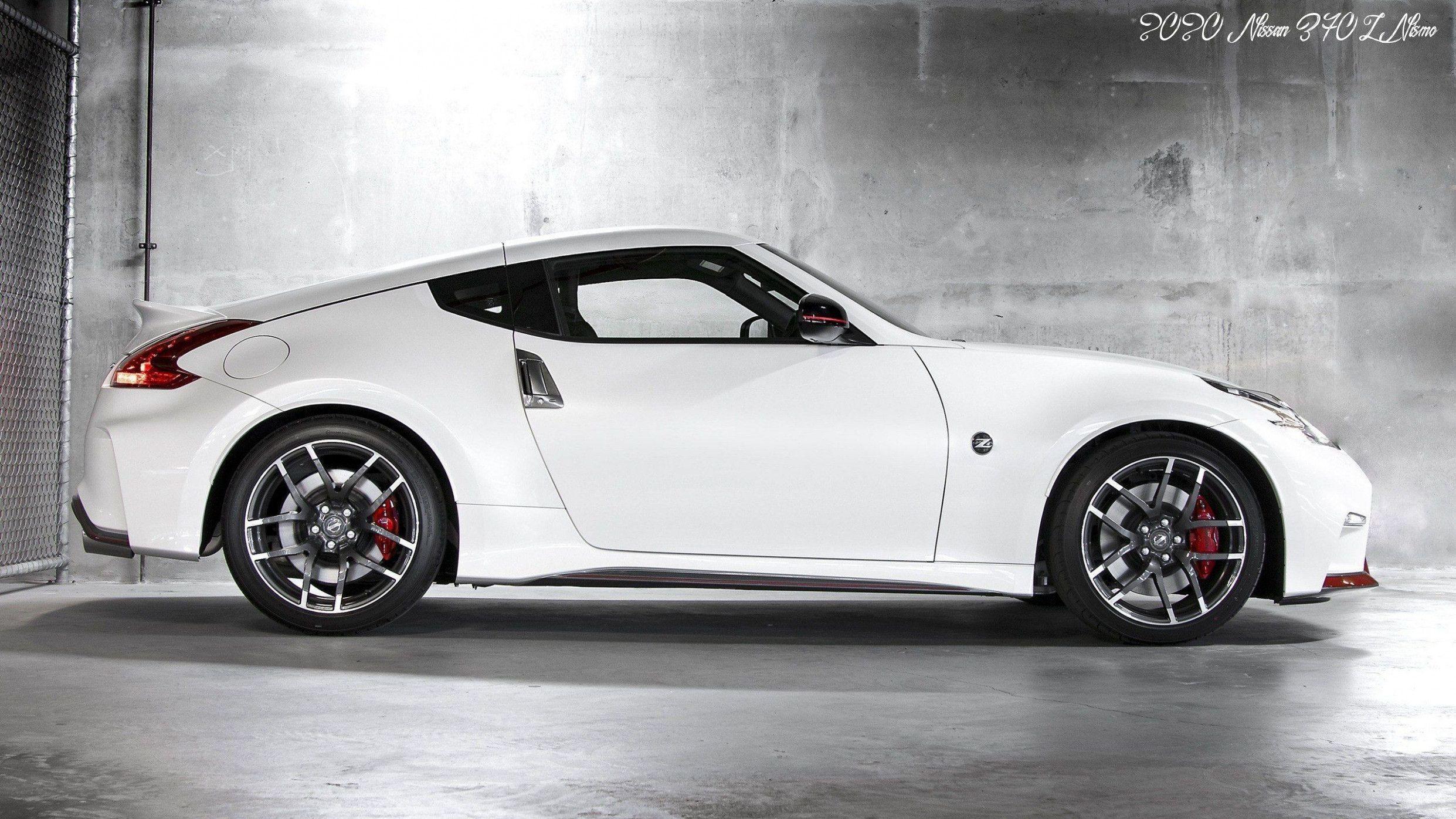 2020 Nissan Z Turbo Nismo Interior
